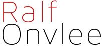 Ralf Onvlee Logo
