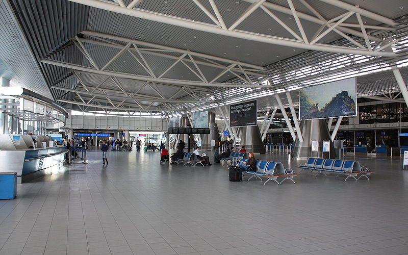 Ralf Onvlee Sofia Airport vertraging
